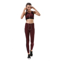 Yoga Clothing Manufacturer MIQI Direct Supply Wholesale Customized Gym Sports Womens Fitness Wear