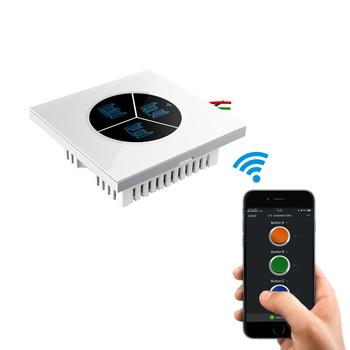 Phone App Remote Control Garage Door Opener Switch Alexa Voice