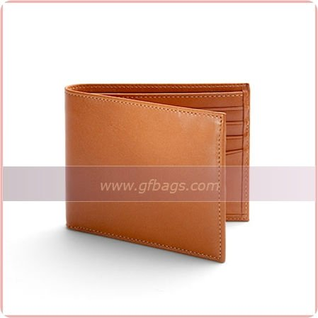Classic London Tan Brown Bridle & Espresso Suede Billfold Wallets for men cash envelope wallet leather card holder man purses