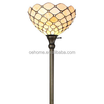 Traditional Tiffany Style Floor Lamps