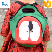 High Quality Material Waterproof Neoprene Kids Backpack Animal Children Bag Boys Girls Toddlers Daily Backpack