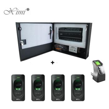 Zk Access Control Panel Inbio Series Biometric Fingerprint And Card Access  Control Panel Tcp/ip Door Access Control Systems - Buy Zk Access