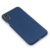 Ultra Slim 0.3-0.5MM Matte Semi-Transparent PP Protect Phone Case Full Cover for Apple IPhone X(Dark Blue for IPhone X)