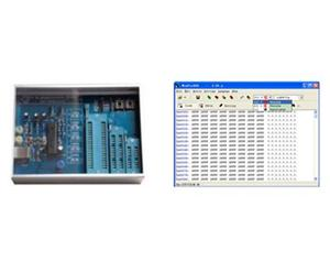 PIC training kit / Microcontroller Programming Control Trainer /Technical Teaching Equipment