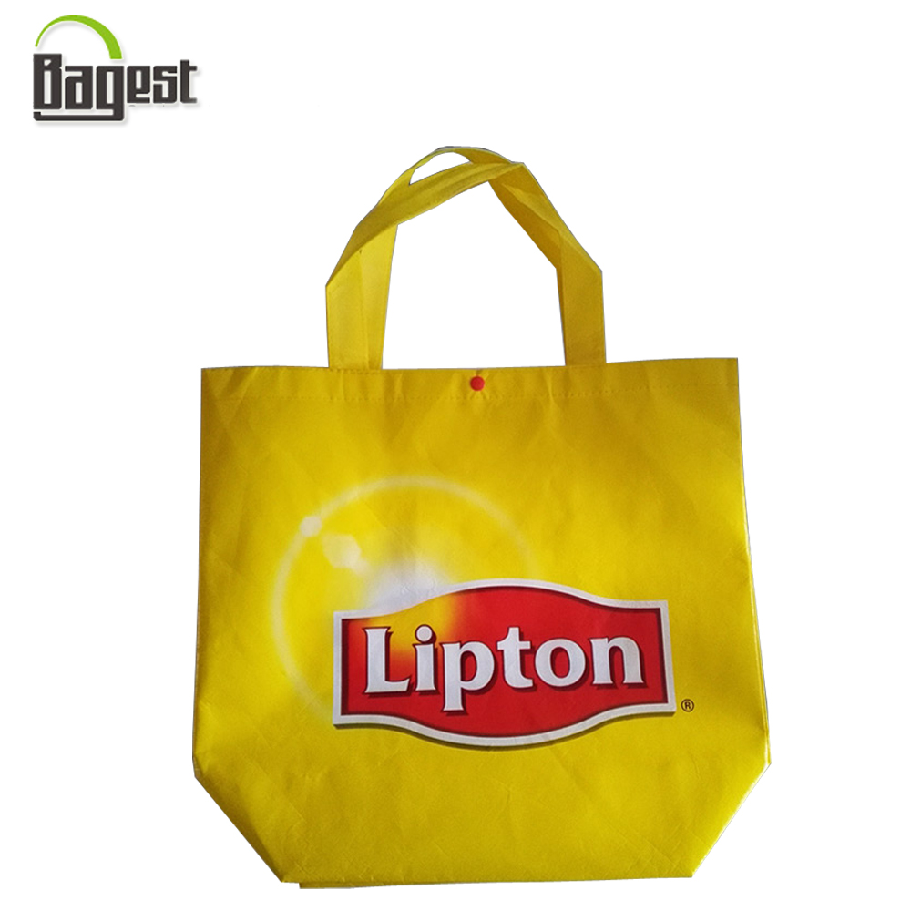 New Product Promotional Grocery Storage PP Non Woven Tote Bag