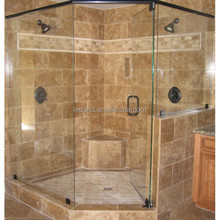 N132 Home Decors Shower Doors and Shower Enclosures One Way Glass Door