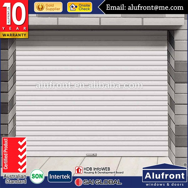 Exterior Aluminum Roller Shutter <strong>Door</strong> For Garage