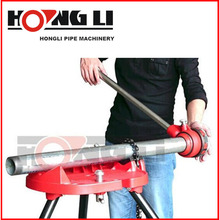 hand tool pipe threading machine
