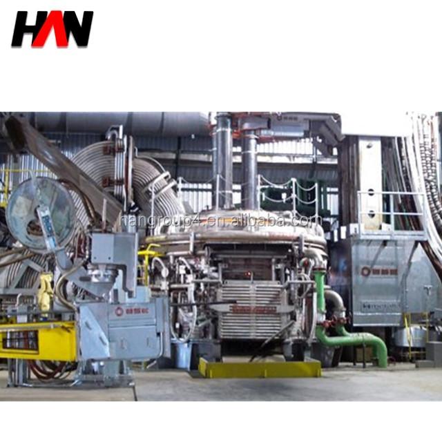फेरो मिश्र धातु इलेक्ट्रिक आर्क फर्नेस पिघलने खनिज अयस्क
