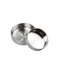 Wholesale Hotel Office 304 Stainless Steel Supplies Ashtray