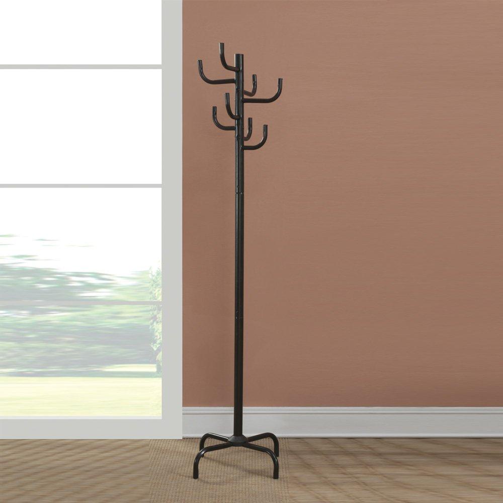 office coat tree. Get Quotations · 1PerfectChoice 2 Pieces Entryway Hallway Office Coat Rack Hat Tree Hanger Hook Iron In Black