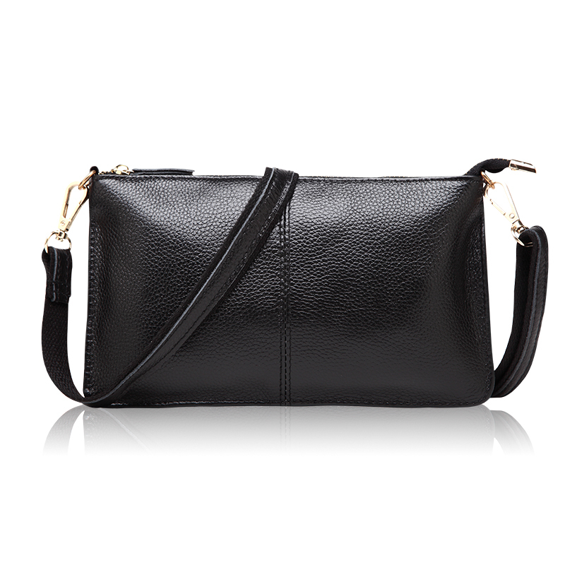 2015 Women purse genuine leather clutch women messenger bags for women clutch evening bag women casual clutch bag clutch purses