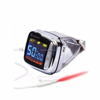 Multifunctional red light cure of Blood Pressure/Sugar Gonediabetic Laser Therapy Watch