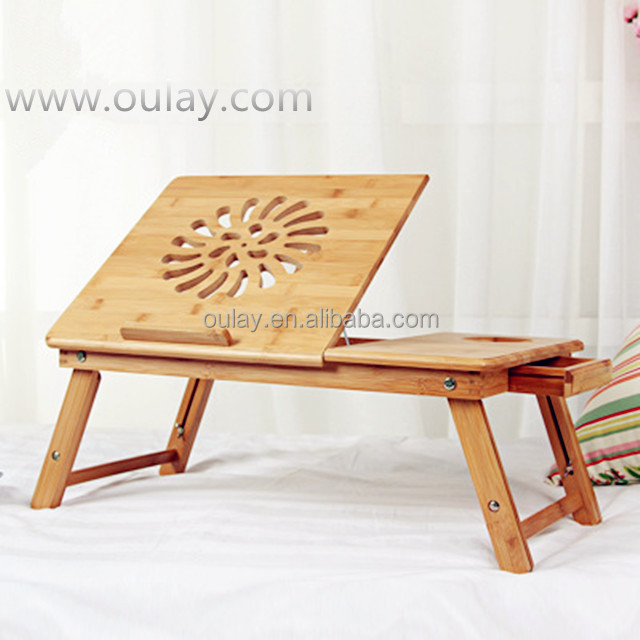 Bamboo Laptop Table, Bamboo Laptop Table Suppliers And Manufacturers At  Alibaba.com