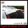 AUTO CAR PARTS ROOF SPOILER FOR HONDA CRV OEM STYLE 2007 REAR SPOILER