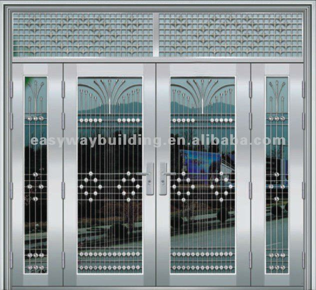 Apartment Main Gate Design Stainless Steel Door Apartment Main Gate Design Stainless Steel Door Suppliers And Manufacturers At Alibaba Com