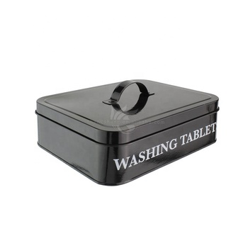 new arrival china wholesale metal pet food storage containers Washing Tablets