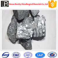 calcium silicon ferroalloy / casi alloy / sica alloy factory supply free sample in china
