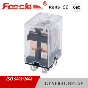 dpdt rele 277v coil relay 8 pin jqx-13f-a240-2z2