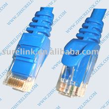 4 pares cat5e cable de parches