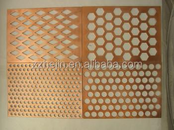 copperaluminum decorative mesh panel - Decorative Mesh