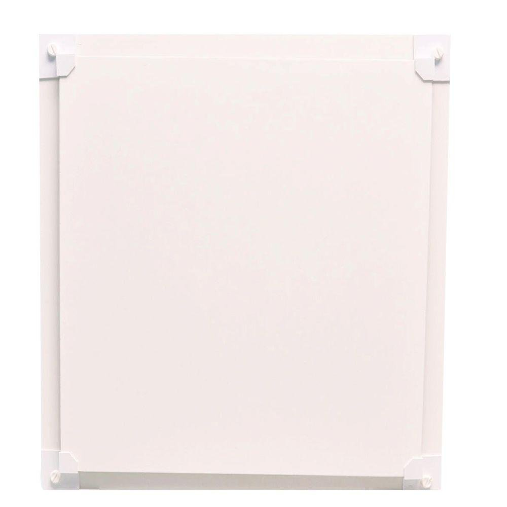 Electric Wall Heater 250-Watt Heatguard Model Features High Efficiency Double Convection, White