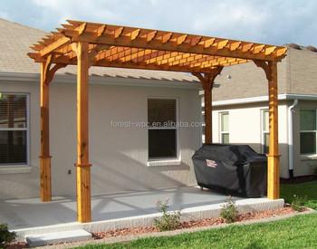 5x5m Holz Pergola Pavillon Billig Pavillon Billig Kunststoff Pergola Für  Pausenzeit - Buy 5x5m Composite Holz Pergola Pavillon,Billige ...