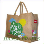 Jute sac promotionnel sac JUTE sac promotionnel