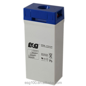 Sealed Valve Regulated Battery Maintenance Free Lead Acid Battery 2V 300Ah