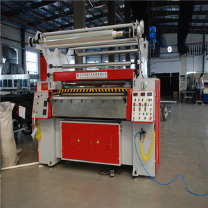 Factory direct sale dry leather ironing production line machine