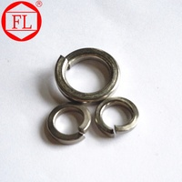 Stainless Steel Spring Lock Washer GB93/DIN127-B