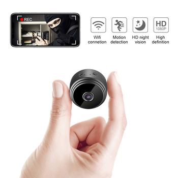 Spy Camera Draadloze Verborgen WiFi Camera HD 1080 P Mini Camera