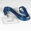 New custom cool design id card holder lanyards with company logo