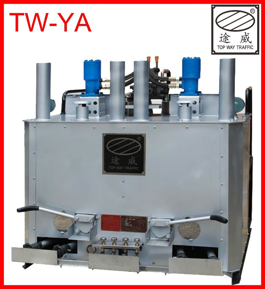 Hot Coating Thermoplastic Boiler - Buy Hydraulic Double Cylinder ...