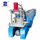 Automatic change size CZ purlin metal roll forming machine