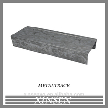 Building materials galvanized metal studs and tracks