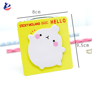 Best Selling High Quality Custom Size And Shape Printed Super Sticky Notes