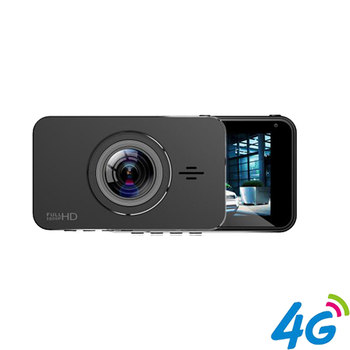 Screen Hidden WIFI HD Vision 3 4G 1296P Dual Lens GPS Car DVR