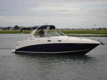 Boats Sea Ray 280 Sundancer
