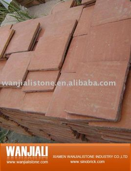 Red Clay Floor Tile - Buy Terracotta Tiles,Terracotta Floor Tiles,Handmade  Terracotta Tiles Product on Alibaba com