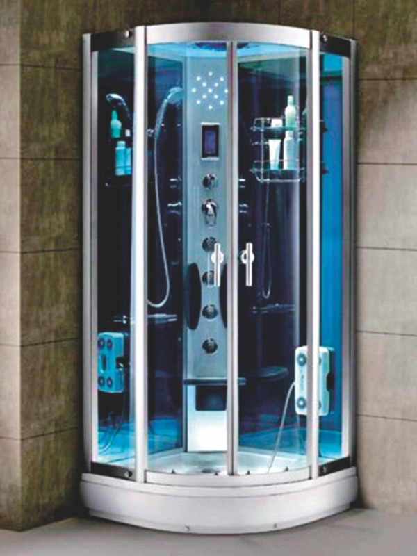Self Contained Shower Cubicles 2711 - Buy Self Contained Shower ...