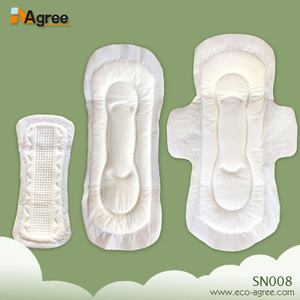 PL001 155mm 180mm Fluff Pulp Embossed Panty Liner In India With Anion Strip