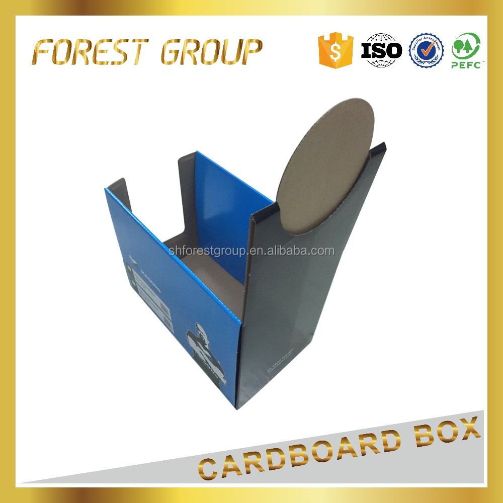 <strong>Custom</strong> made paper box printing paper display box wholesale