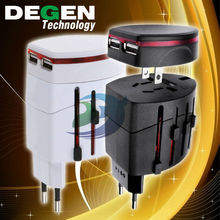 Desktop travel adapter, <span class=keywords><strong>Spina</strong></span>, Presa di alimentazione del desktop