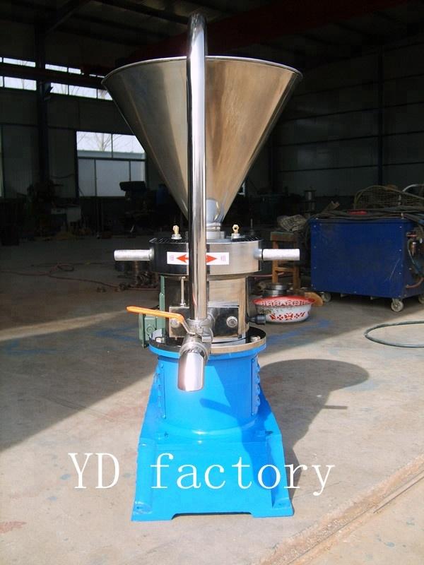 Multifunzione burro di arachidi tahini produzione farmaceutica mulino colloidale