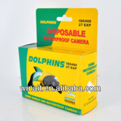 hot selling chinese cheap instant disposable digital cameras with 35mm film waterproof