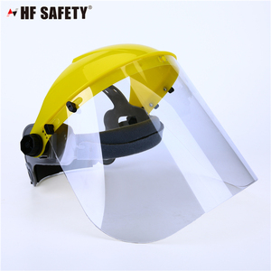 Industrial Helmet Safety Face Shield face mask with shield brand