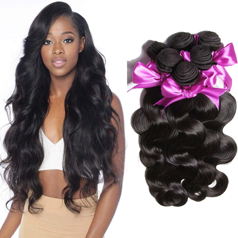 Wholesale price 100% Natural raw indian temple remy human hair vendors Raw virgin Indian Hair