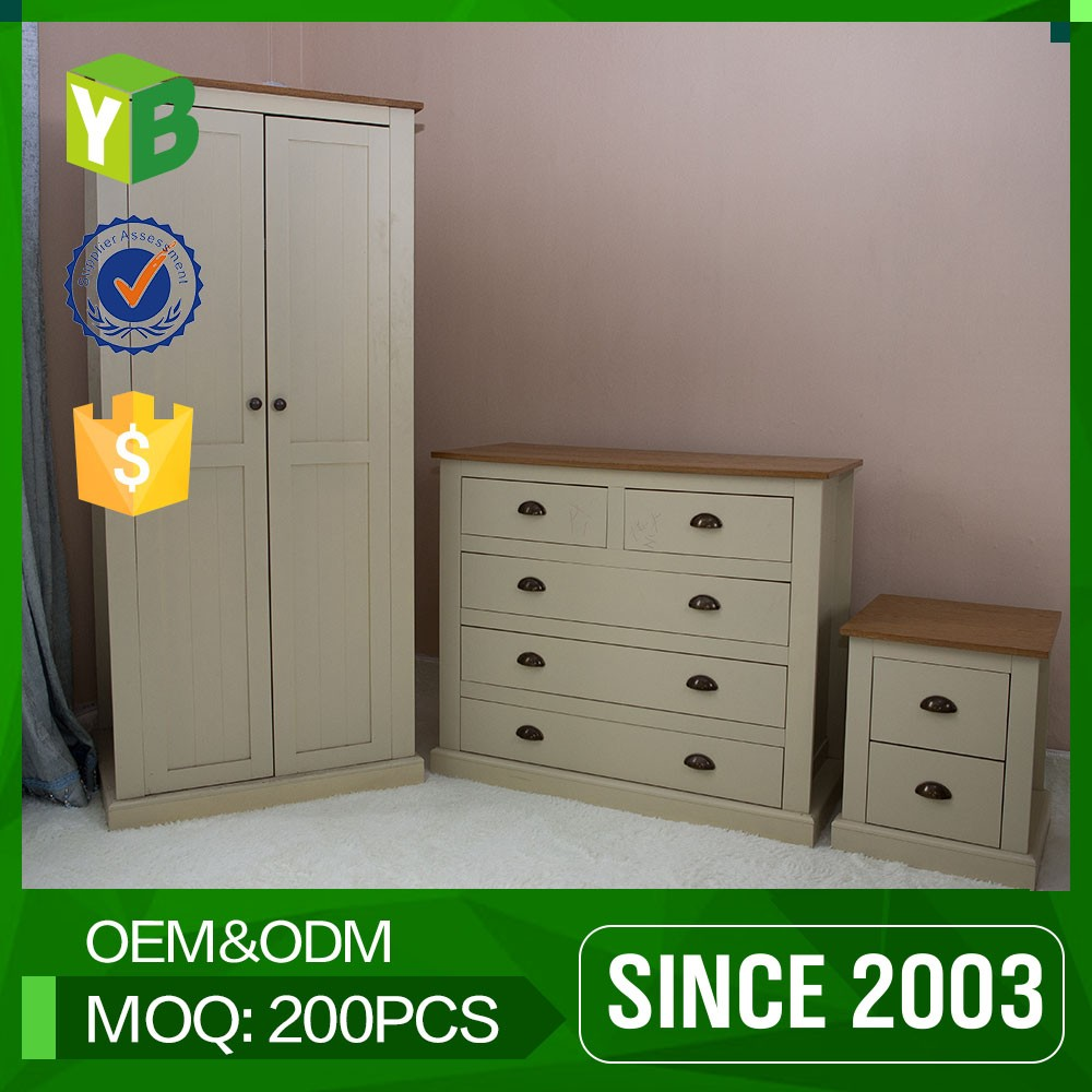 Yibang Bedroom Furniture Set Tall Old Cheap Chest Of Drawer