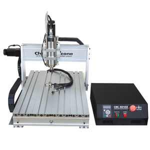 Factory Supply 6040Z-S 3 Axis Table Top CNC Drill And Milling Machine